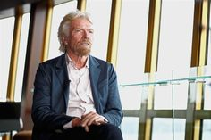 Branson: Get out of your comfort zone
