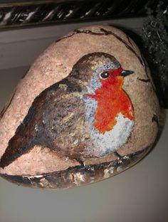 Sten, motiver, motiver på sten, malede sten