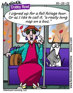 fall foliage tour | Maxine 2012-10-22