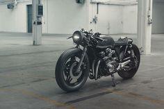 Motorrad Honda CB750KZ Cafe Racer Komplettumbau Bj 83 Km 20.000,00 in in Neustrelitz   eBay