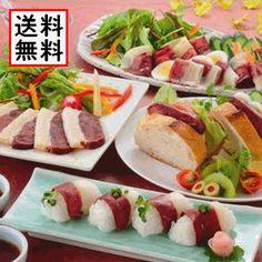 鯨ハム詰合せ  【送料無料】/味屋 楽天市場店