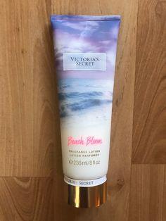 S Beach Bloom Fragrance Lotion still factory sealed! Victoria Secret Body, Victoria Secrets, Fragrance Lotion, Victoria Secret Fragrances, Smell Good, Soaps, Bloom, Bath, Bottle