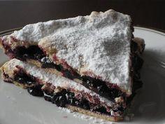 Постный ягодный пирог - ингредиенты, рецепт приготовления с фото