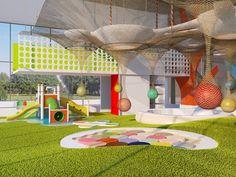 Kids Playground on Behance