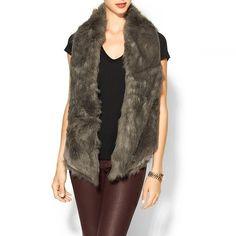 8. Sabine Shearling Vest