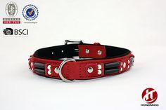 Comfortable and Soft Neoprene Padding Metal Buckle Dog Collar