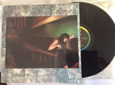 The Reivers Saturday LP Vinyl CLT 46926 1987 Rock #Rock