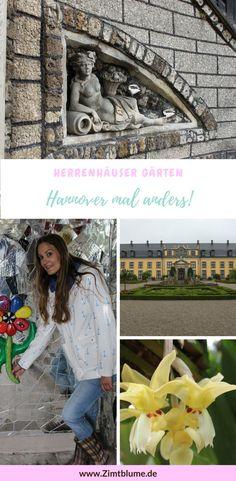 Hannover Sehenswürdigkeiten - Herrenhäuser Gärten via @DieZimtblume