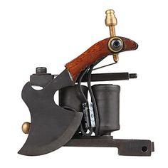 Handmade Professional Cast Iron Tattoo Machine Liner and Shader
