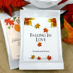 Fall Wedding Favors | ... Wedding Cocoa (Many Designs) (5097000) - Discount Fall Wedding Favors