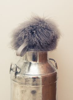 """""""I'm an accessories girl at heart, always have been."""" http://www.thecoveteur.com/charlotte-simone-fur-designer/"""