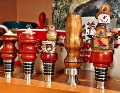 Stainless Steel Bottle, Bottle Stoppers, Fused Glass, Glass Bottles, Gallery, Wood, Plugs, Turning, Roof Rack