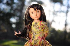 A Girl for All Time Nisha #agirlforalltime #lovemyagatdoll