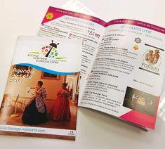 ☀ l'été arrive ! Découvrez le guide des animations de la région : www.calameo.com/read/00024226093e77b0cb1f1 Impression par viréoverso des agendas de l'été de l'office de Tourisme Bocage Normand. Brochure 24 pages A5. #sortie #ete #bocage #normandie #animation #vire 🔹 www.vireoverso.com