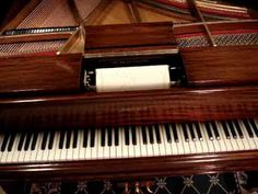 "Percy Grainger Plays ""Sheep & Goat Walkin' to the Pasture"" by David Guion on 1927 Duo Art Piano Roll - YouTube"