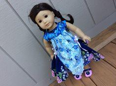 American Girl Waldorf doll clothes ARTSY by judysdollboutique