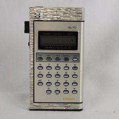 VTG Casio QL-10 Combination Calculator Lighter #Casio