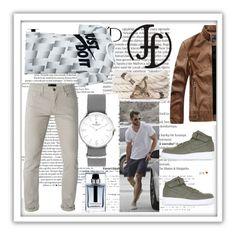 """Franco Florenzi # 9"" by zijadaahmetovic ❤ liked on Polyvore featuring Balmain, NIKE, 3x1, Christian Dior, men's fashion, menswear and frankoflorenz"