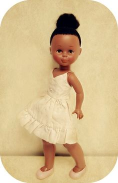 Muñeca / doll Nancy Mulata