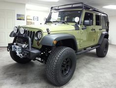 Custom Built 2013 Jeep Wrangler Unlimited (JK)