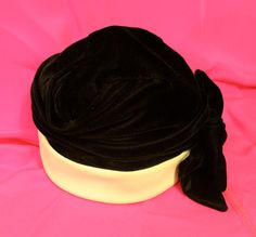 1960s Turban Style Hat by BarbeeVintage on Etsy, $34.00