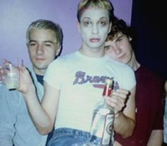 NYC Club Kids and Drag Queens michael alig 1990's