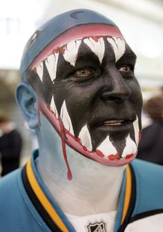 """Every time I see this guy at the Shark Tank I yell, """" Nice Head!!"""""""