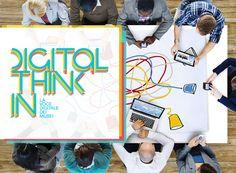#DigitalThinkIn, si terrà il 4 novembre al MAXXI di Roma. Ecco il programma aggiornato e fino al 3 novembre è possibile ancora partecipare.