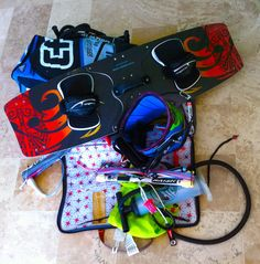 Wind and Water: Kitesurfing Blog: How to Avoid Kitesurfing Gear Transportation Fees ...