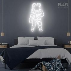 Take your home decor to the moon - literally! Neon Sign Shop, Shop Signs, Neon Home Decor, Pink Neon Lights, The Heat, Neon Sign Bedroom, Neon Lamp, Take You Home, Neon Aesthetic