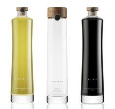 PRIMVS. Olive Oil. Mineral Water. Balsamic Vinegar.