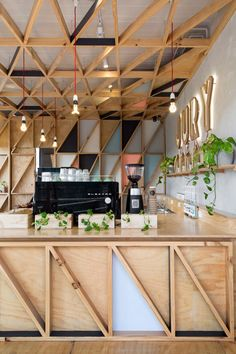 Jury Cafe by Biasol Design Studio - Melbourne, Australia