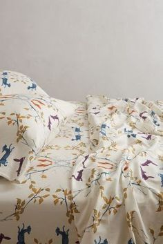 Anthropologie Creature Hideaway Sheet Set #anthrofave