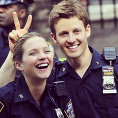 Jamie and Eddie on Blue Bloods - Will Estes and Vanessa Ray Blue Bloods Eddie, Blue Bloods Tv Show, Vanessa Ray Blue Bloods, Jamie Reagan, Movie Stars, Movie Tv, Jesse Stone, Best Tv Couples, Detective Shows