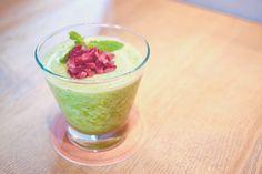 期間限定 トミーバハマから小松菜をまるごとひと株使ったスムージーが登場