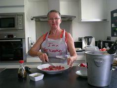 Nicole adore la viande cuite sur sa plancha Verycook !