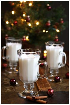 Vanilla Almond Steamer {a farmgirl's dabbles, via Cooking Light}