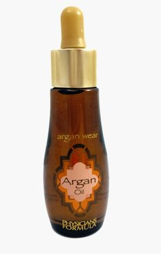 Josie Maran 100% Argan Oil Dupe- Physicians Formula Argan Wear Ultra Nourishing 100% Argan Oil $11.95 vs. $48  | The Budget Beauty Blog
