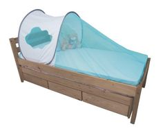 Dreamland Bed Tent, Bed Canopy, Cloud Tent, Kids Bed Tent, Mosquito Net