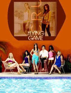 The Lying Game. loved the 2 series so upset that it had to finshed :( Drama Series, Book Series, Alexandra Chando, Blair Redford, The Lying Game, My Future Job, Abc Shows, Childhood Tv Shows, Abc Family