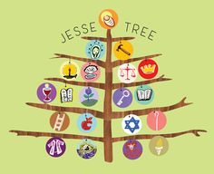The season of Advent is one of the most grace-filled and joyous times for us all. We come together with our families and friends a... Christian Christmas Crafts, Christmas Art Projects, Advent For Kids, Advent Ideas, Jesse Tree Ornaments, Philippines, World Thinking Day, Advent Season, Art And Craft Design