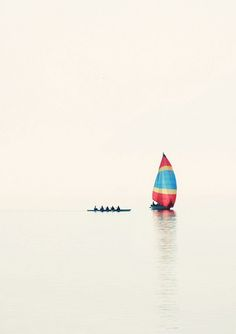 prepsterride:  rowing / sailing / riding