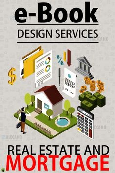 Ebook Design - Real Estate and Mortgage