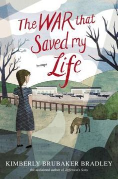 The War that Saved My Life by Kimberly Brubaker Bradley.  First-rate, can't-miss historical fiction with characters you will both love and hate.  I absolutely adored this one.  For middle schoolers, but I'm not sure who wouldn't enjoy this.