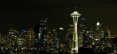 Downtown Seattle...view from Kerry Park