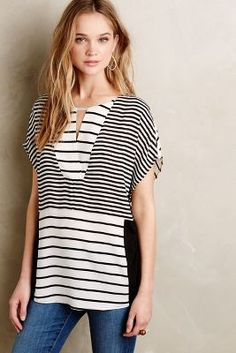 Horizon Striped Top