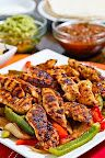 Closet Cooking: Tequila Lime Grilled Chicken