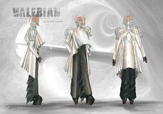 Design for Valerian by Karolina Luisoni