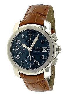 Baume & Mercier Watches Capeland Crono Men's Watch #watches