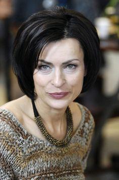 Danuta Stenka - a great Polish actress Star Wars, Poland, Actors & Actresses, Beautiful People, Hair Beauty, Female, Celebrities, Singers, Women